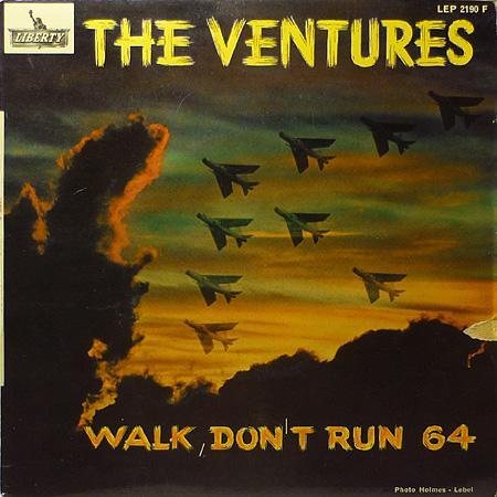 The Ventures Walk Don't Run 64