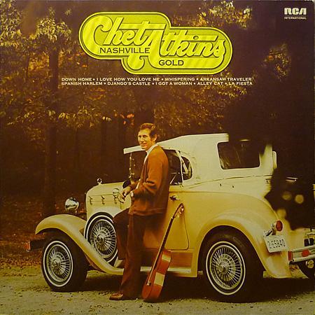 Chet Atkins Nashville Gold