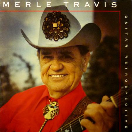 MerleTravis  Guitar retrospective