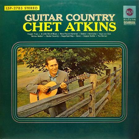 Chet Atkins Guitar Country 1964