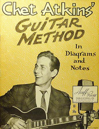 Chet Atkin's Guitar Method