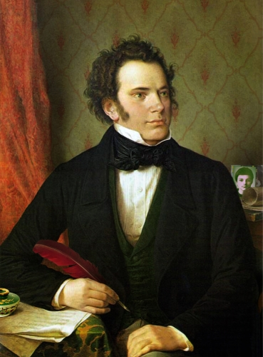 schubert,franz,1813,german dance,guitar,guitare