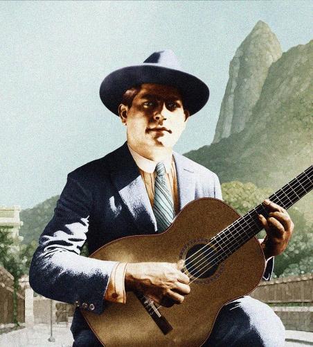pó de mico,guitare,joão,pernambuco,guimarães,brésil,choro