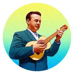 waldir,azevedo,camundongo,cavaquinho,brésil,1951,