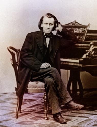 Brahms, valse, 1865,